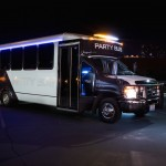 Police Truck Party Bus