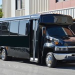 Sin City Parties Party Bus Iron Hide