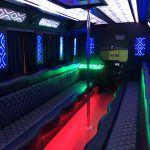 Party Bus Dance Pole