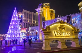 Christmas Party Packages | Las Vegas