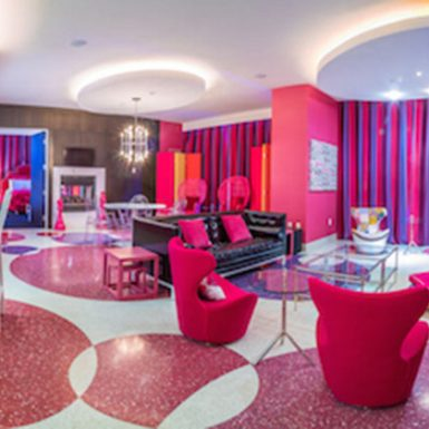 Hot-Pink-Suite-At-The-Palms