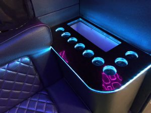 Party Bus Wet Bar