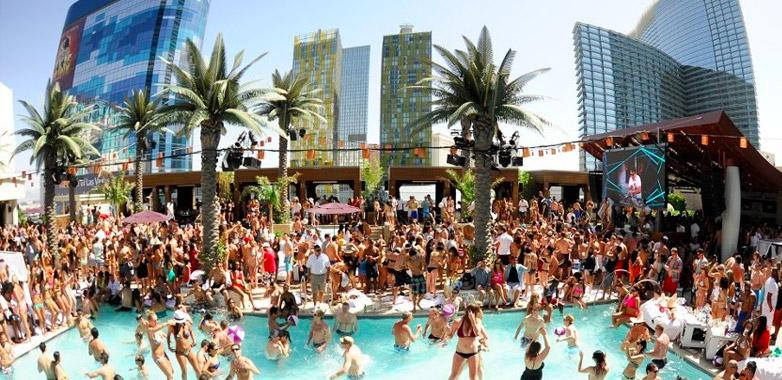 Marquee Beach Club Las Vegas The Best Beaches In World