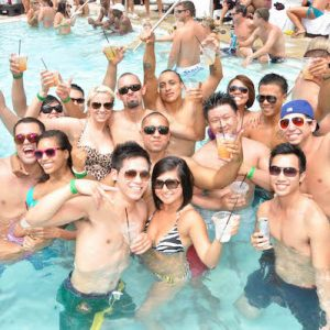 Epic Pool Party Crawl
