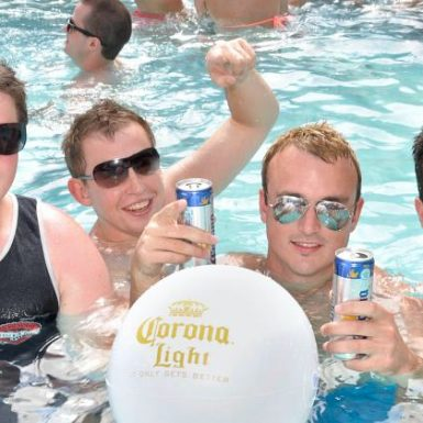 Vegas Summer Bachelor Parties
