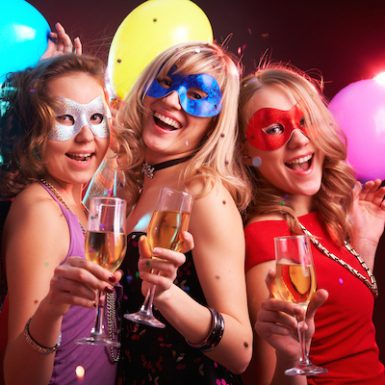 Bachelorette Party Vegas Packages