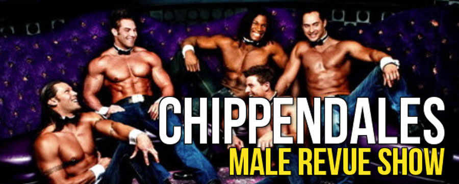 Chippendales Male Revue Show