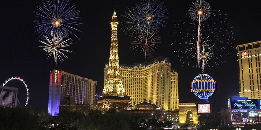 new years in las vegas
